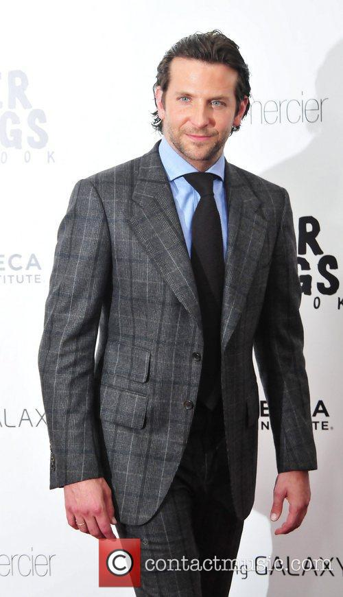 Bradley Cooper and Ziegfeld Theatre 5
