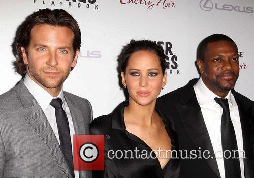 Bradley Cooper, Jennifer Lawrence and Chris Tucker 5