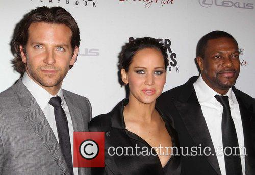 Bradley Cooper, Jennifer Lawrence and Chris Tucker 11