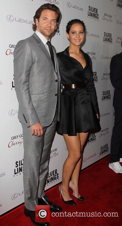 Bradley Cooper and Jennifer Lawrence 5