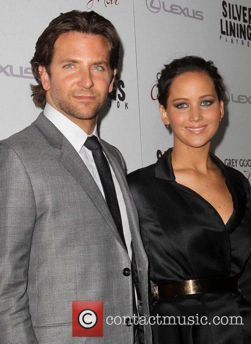 Bradley Cooper and Jennifer Lawrence 9