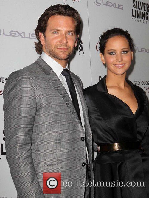 Bradley Cooper and Jennifer Lawrence 4
