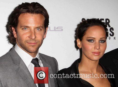 Bradley Cooper and Jennifer Lawrence 8