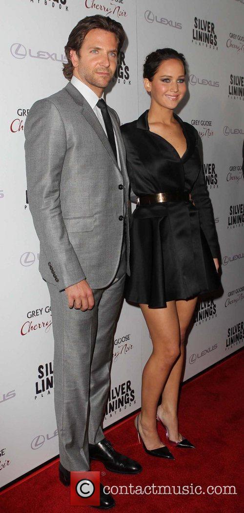 Bradley Cooper and Jennifer Lawrence 6