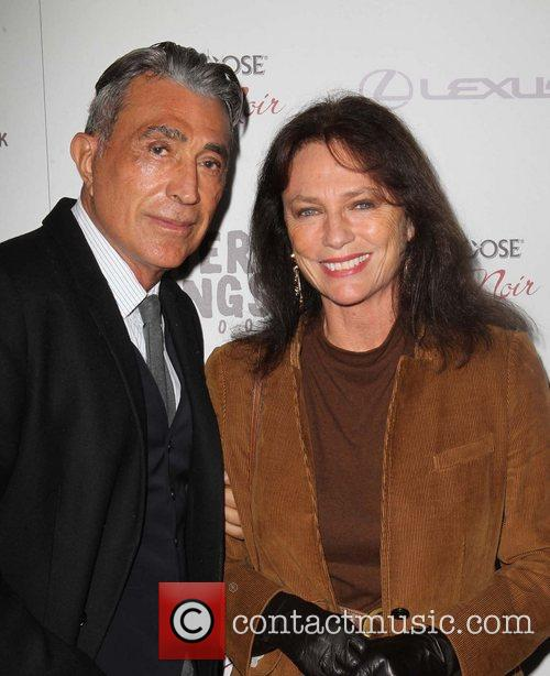Jacqueline Bisset and Guest  The Weinstein Company...