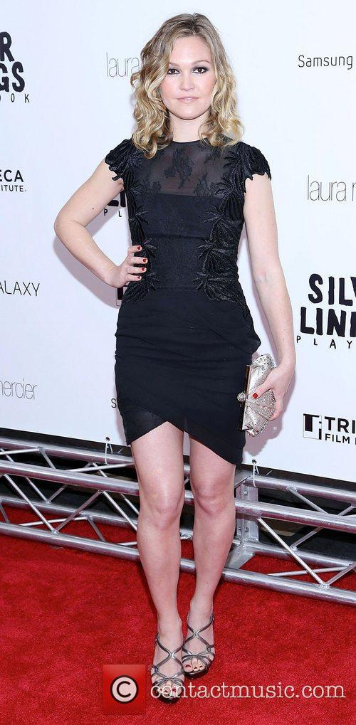 Julia Stiles, Silver Linings Playbook Premiere