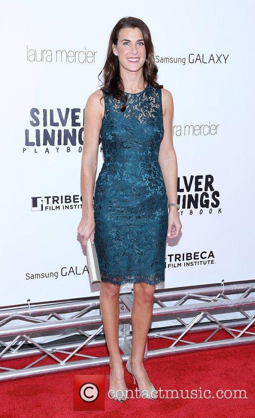 Tribeca Teaches Benefit, Silver Linings Playbook' Premiere, Ziegfeld Theatre New York, City and Ziegfeld Theatre 4