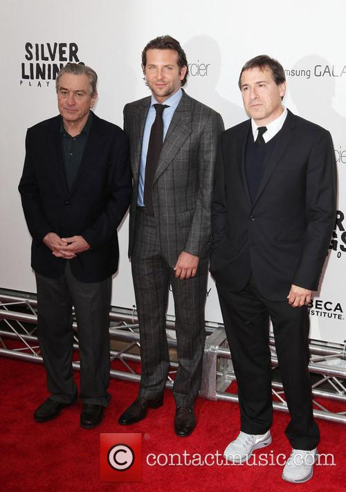 Tribeca Teaches Benefit, Silver Linings Playbook' Premiere and Ziegfeld Theatre 2