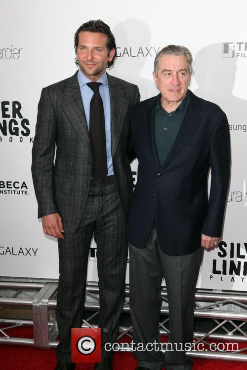 Tribeca Teaches Benefit, Silver Linings Playbook' Premiere and Ziegfeld Theatre 1