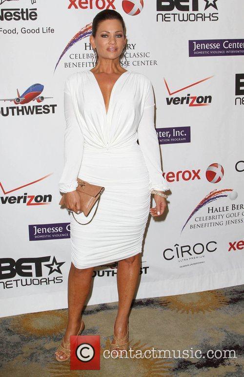 Ingrid Roberts Jenesse Silver Rose Gala honoring the...