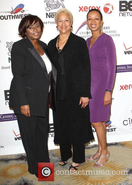Karen Earl and sponsors Jenesse Silver Rose Gala...
