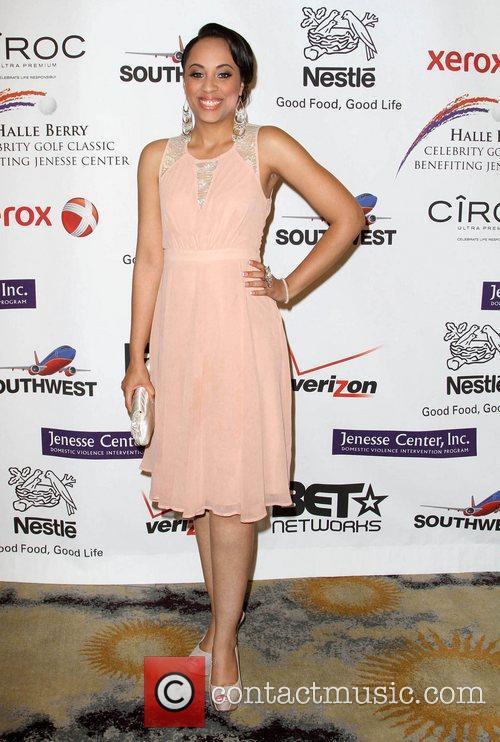 Schinal Walker Jenesse Silver Rose Gala honoring the...