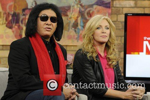 Gene Simmons and Shannon Tweed 5