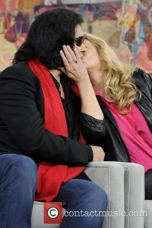 Gene Simmons and Shannon Tweed 9