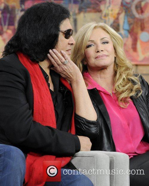 Gene Simmons and Shannon Tweed 10