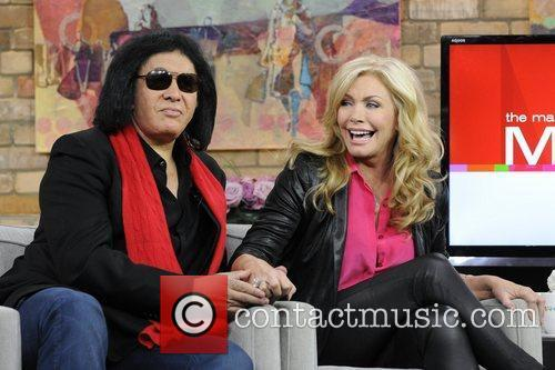 Gene Simmons and Shannon Tweed 11