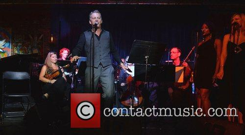 Singer/songwriter Simon Richards performs songs from his debut...