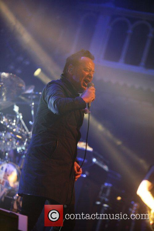 Simple Minds and Paradiso 2