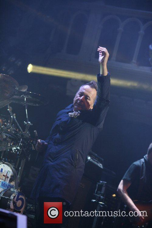 Simple Minds and Paradiso 3