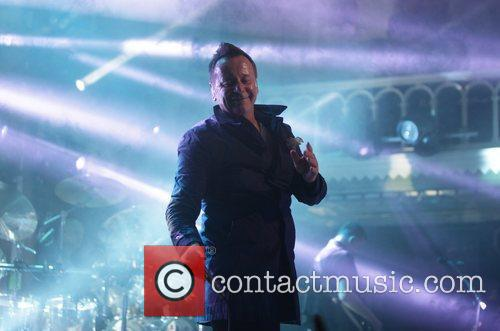Simple Minds and Paradiso 11