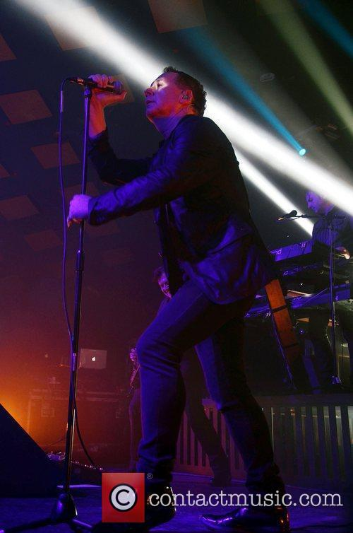 Jim Kerr, Simple Minds and Barrowland Ballroom 8