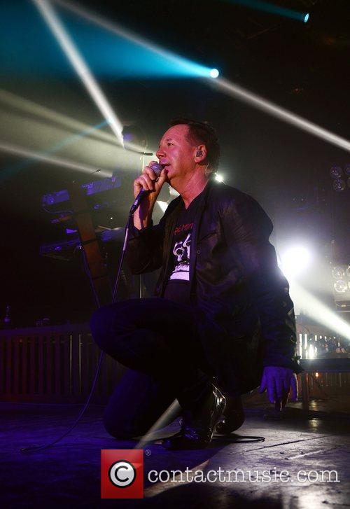 Jim Kerr, Simple Minds and Barrowland Ballroom 11