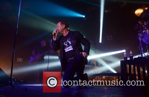 Jim Kerr, Simple Minds and Barrowland Ballroom 12