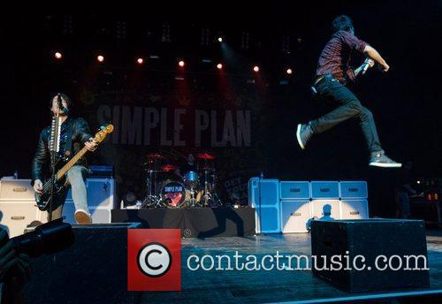 Simple Plan and Coliseu Dos Recreios 3