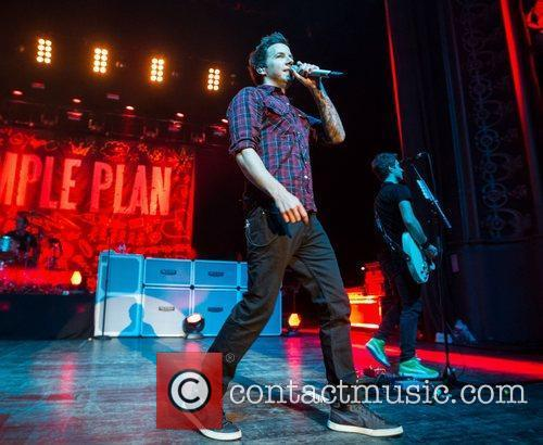 Simple Plan and Coliseu Dos Recreios 8