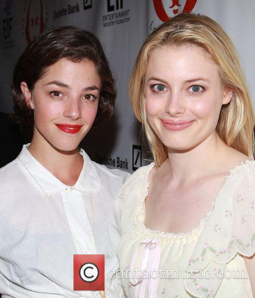 Gillian Jacobs and Olivia Thirlby 1