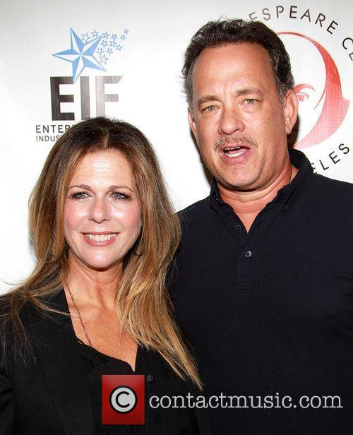 Rita Wilson and Tom Hanks 6