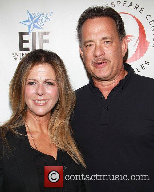 Rita Wilson and Tom Hanks 4