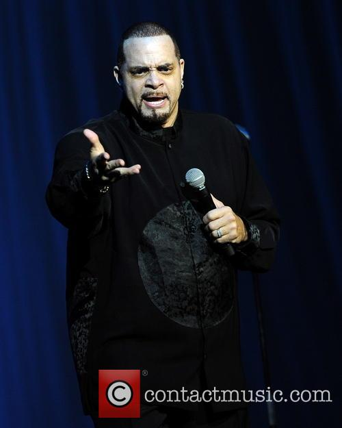 Sinbad and David Adkins 3
