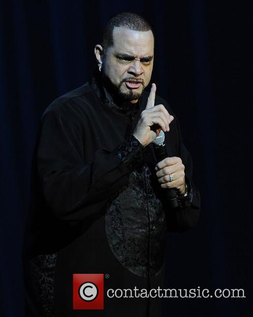 Sinbad and David Adkins 6