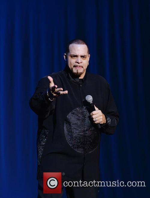 sinbad aka david adkins comedian performs at 20058953