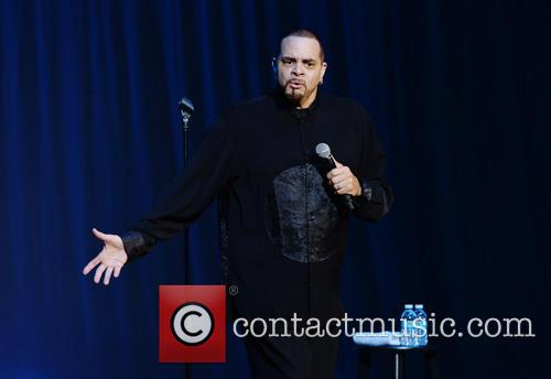 Sinbad and David Adkins 32