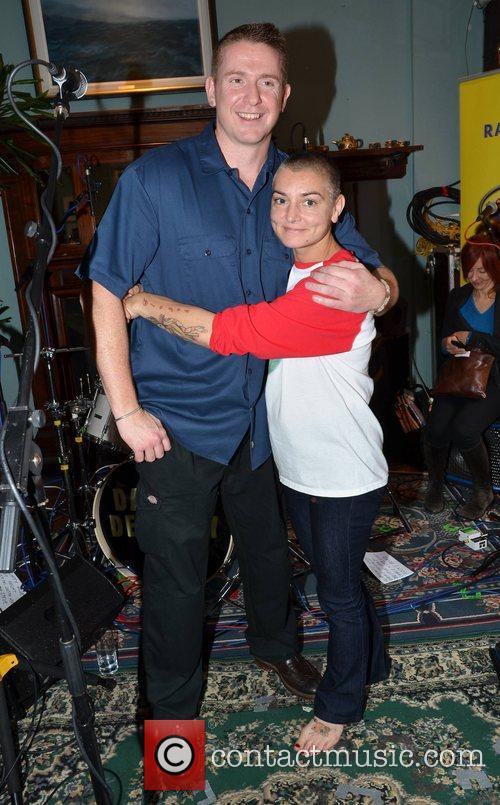 Damien Dempsey and Sinead O'connor 5