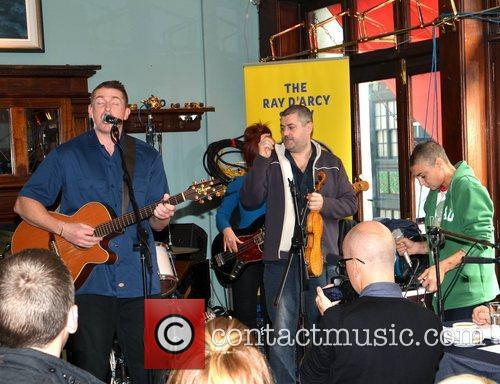 Damien Dempsey and Sinead O'connor 2