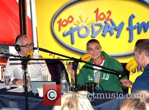 Ray Darcy, Sinead O'Connor, Damien Dempsey