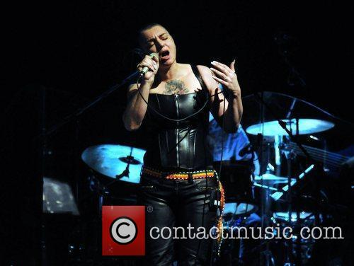 Sinead Oconnor and Olympia 7