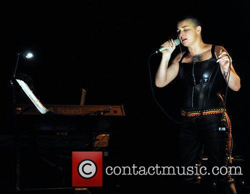 Sinead Oconnor and Olympia 12