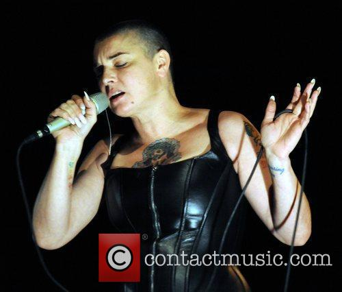 Sinead Oconnor and Olympia 3