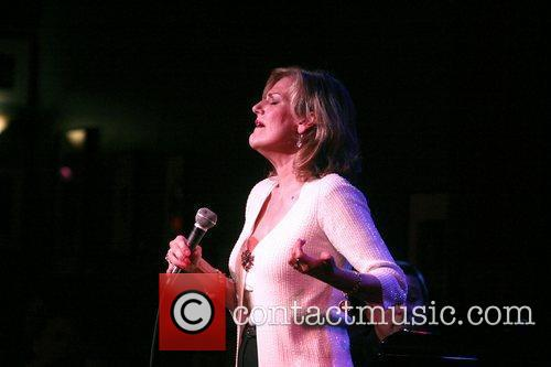 Karen Mason Jim Caruso's Broadway at Birdland concert...