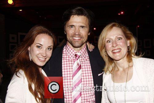 Sierra Boggess, Brent Barrett and Donna English Jim...