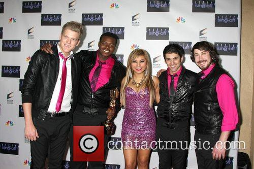 Pentatonix NBC's The Sing Off Live Finale 2011...
