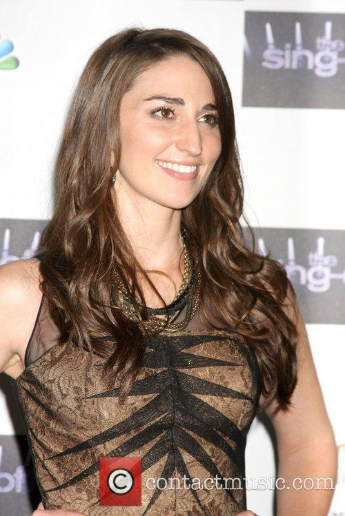 Sara Bareilles NBC's The Sing Off Live Finale...