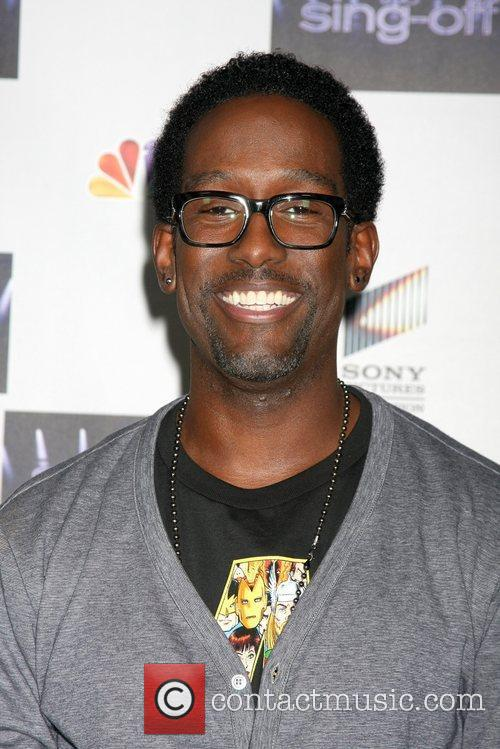 Shawn Stockman NBC's The Sing Off Live Finale...