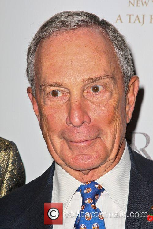 Mayor Michael Bloomberg The grand opening of the...
