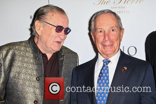 Sirio Maccioni and Mayor Michael Bloomberg 5