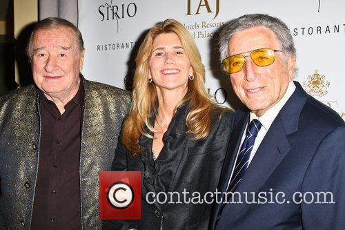 Sirio Maccioni, Tony Bennett and Guest 2